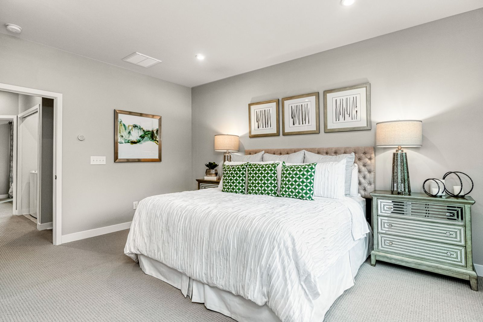 Bedroom featured in the Mozart By Ryan Homes in Charlotte, NC