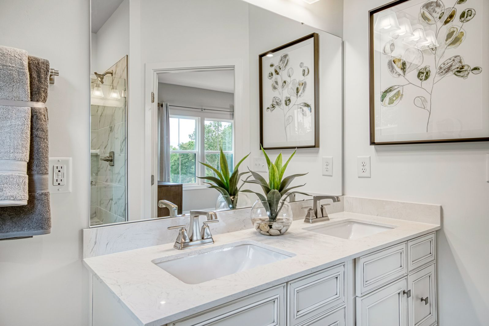 Bathroom featured in the Mozart By Ryan Homes in Charlotte, NC