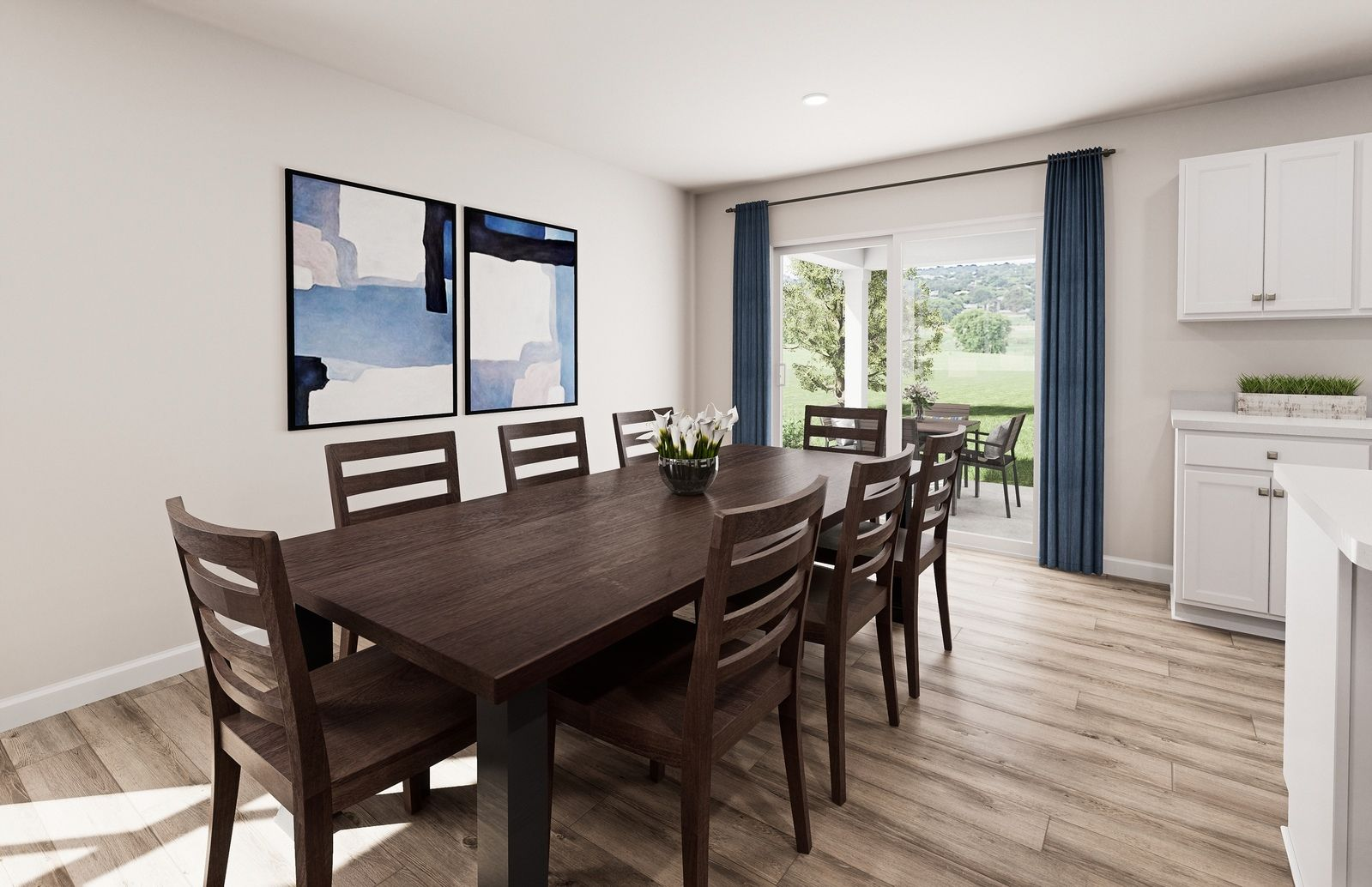 Living Area featured in the Eden Cay By Ryan Homes in Cumberland County, NJ
