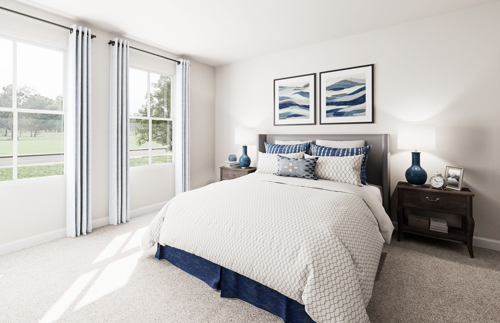 Bedroom featured in the Eden Cay w/ Basement By Ryan Homes in Charlottesville, VA