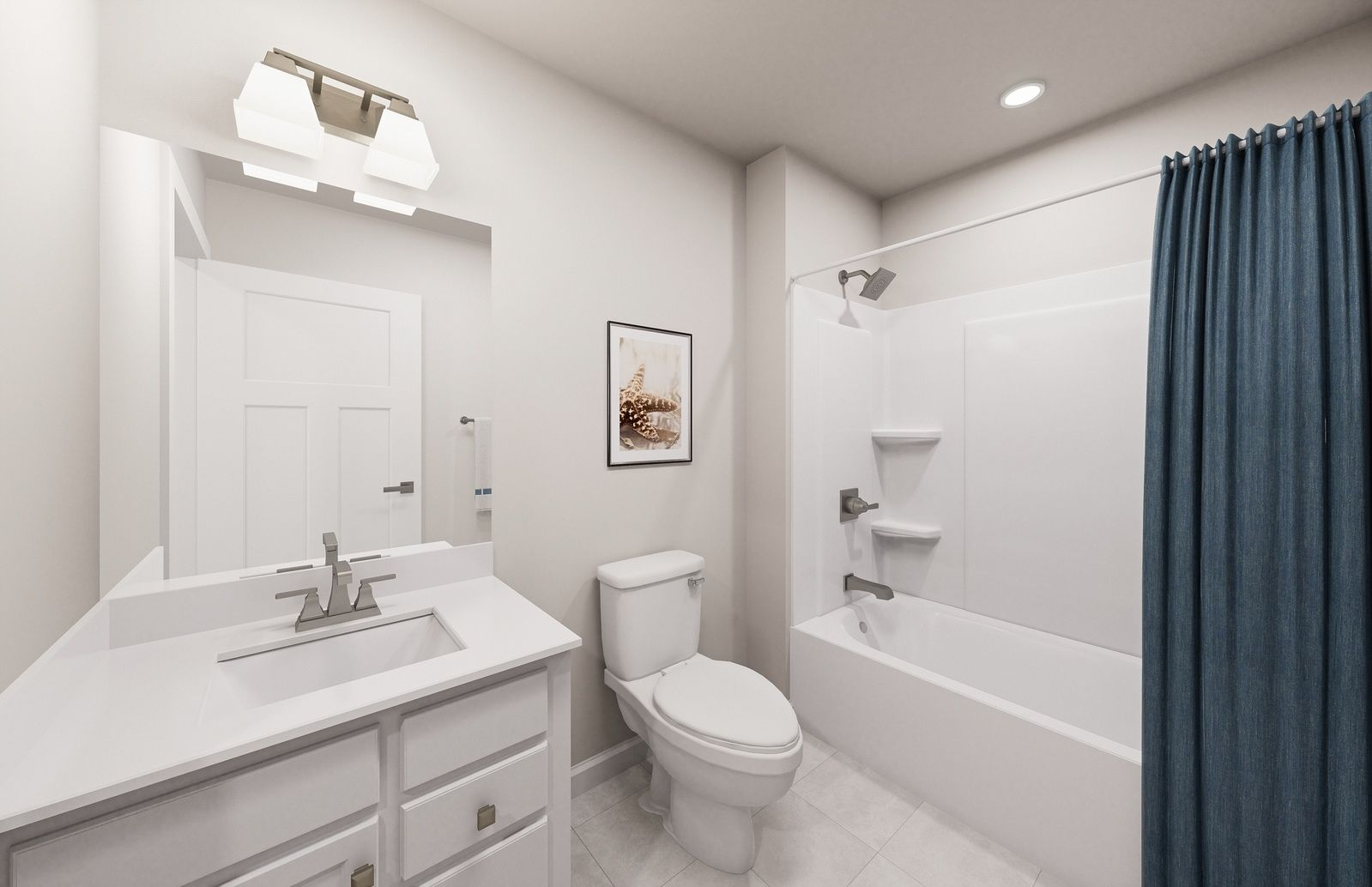 Bathroom featured in the Eden Cay By Ryan Homes in Sussex County, NJ