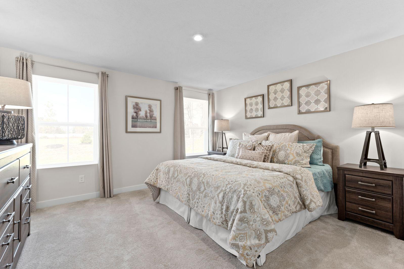 Bedroom featured in the Barbados Isle By Ryan Homes in Cincinnati, OH