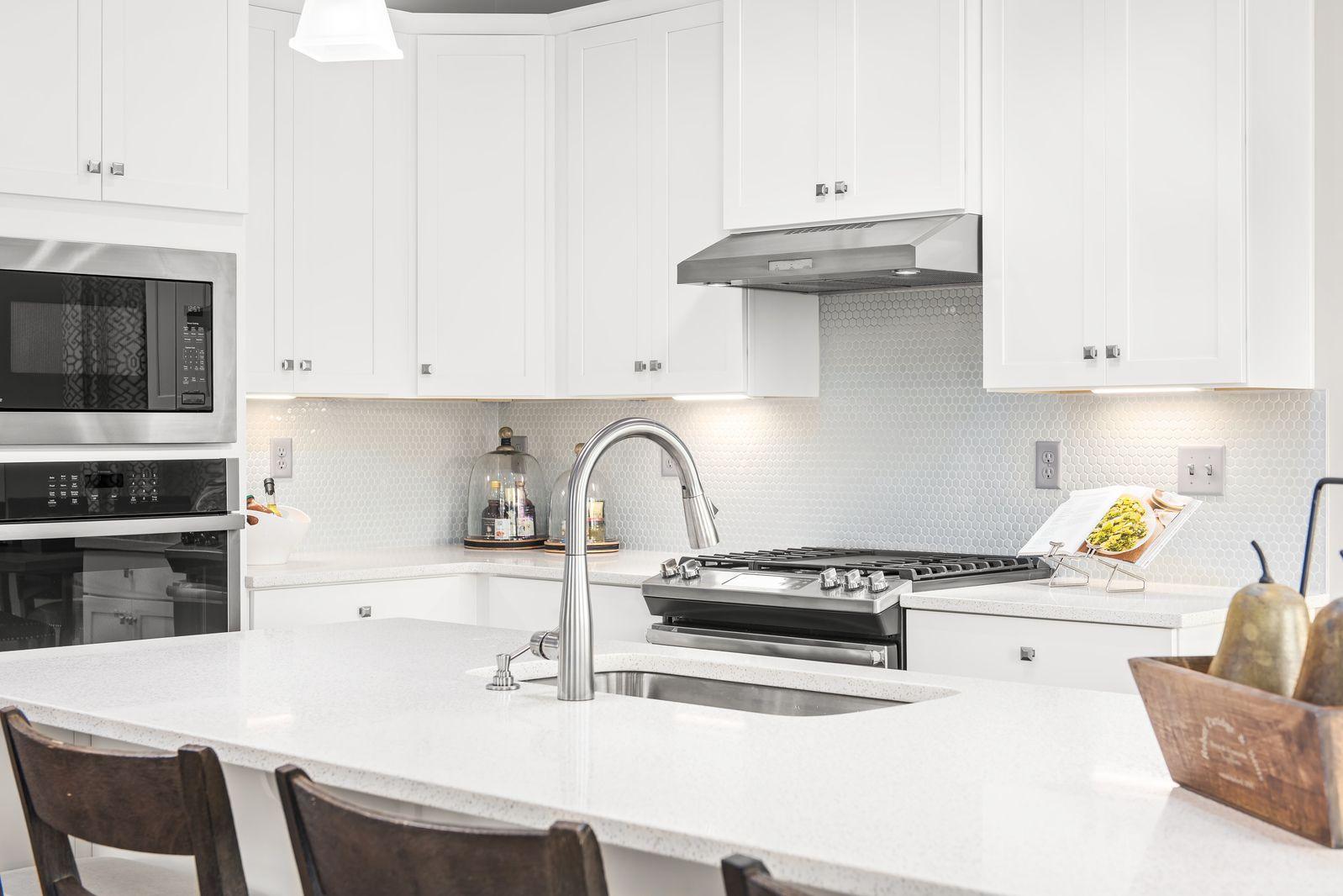 Kitchen featured in the Roanoke By Ryan Homes in Philadelphia, NJ