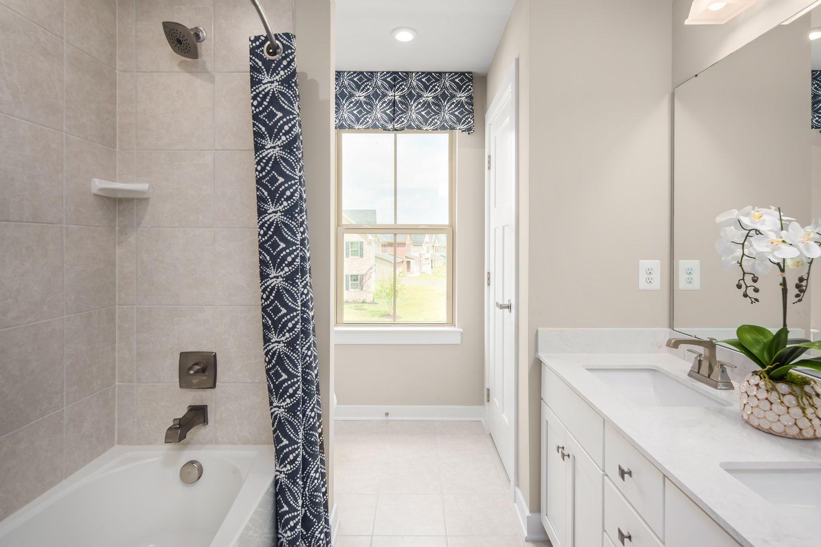 Bathroom featured in the Roanoke By Ryan Homes in Cincinnati, OH