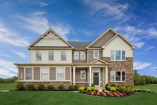 Roanoke - Woodstown Greens: Woodstown, Pennsylvania - Ryan Homes