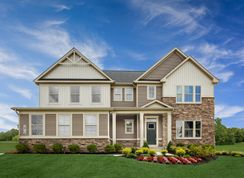 Roanoke - Creekside Crossing: Eighty Four, Pennsylvania - Ryan Homes