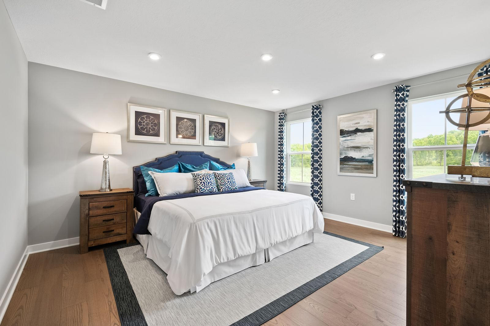 Bedroom featured in the Caicos By Ryan Homes in Columbus, OH