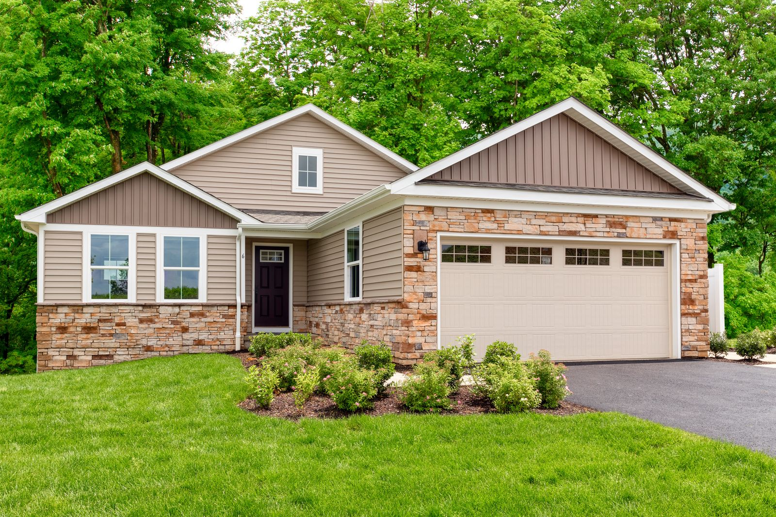 Exterior featured in the Dominica Spring By Ryan Homes in Columbus, OH