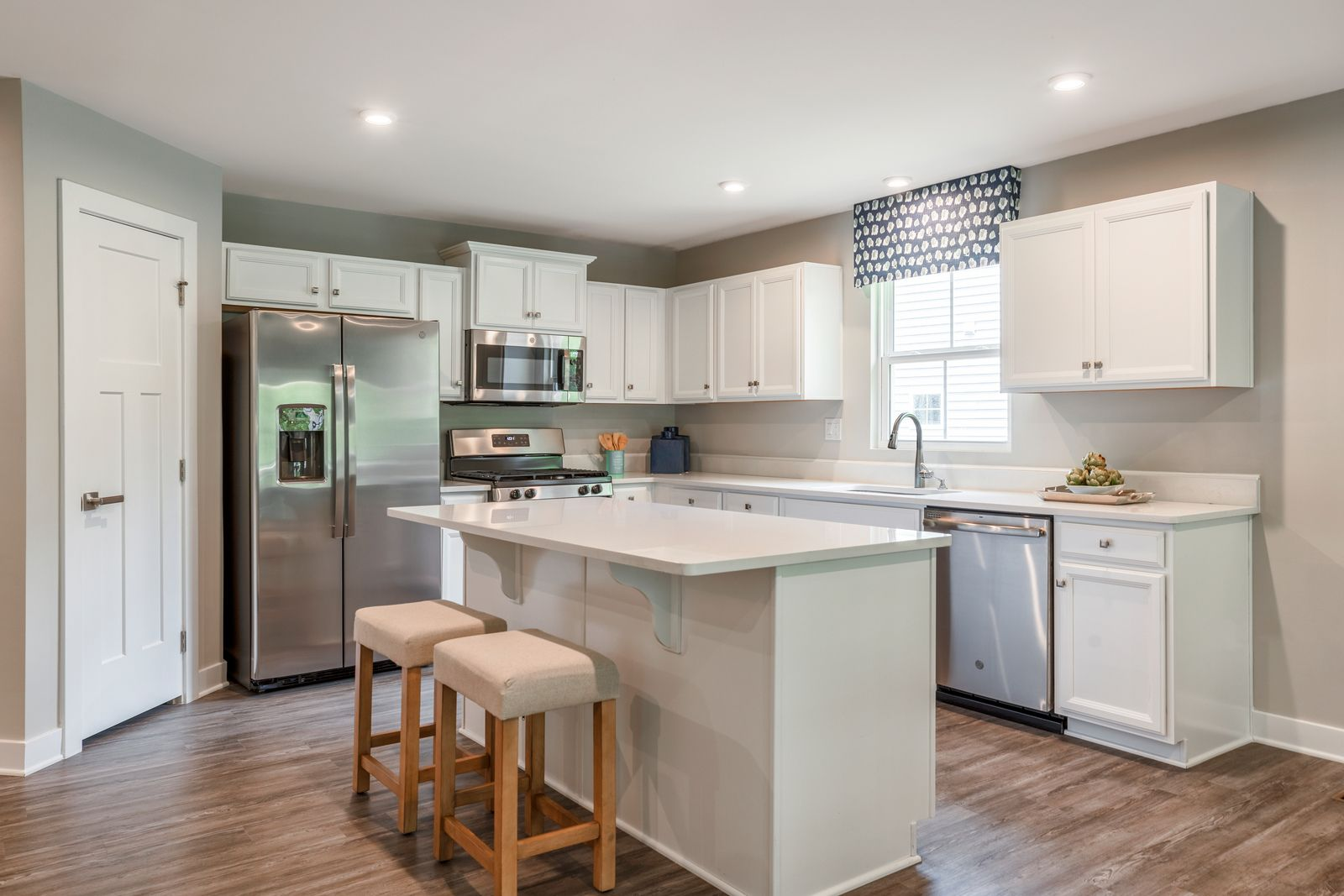 Kitchen featured in the Dominica Spring By Ryan Homes in Akron, OH