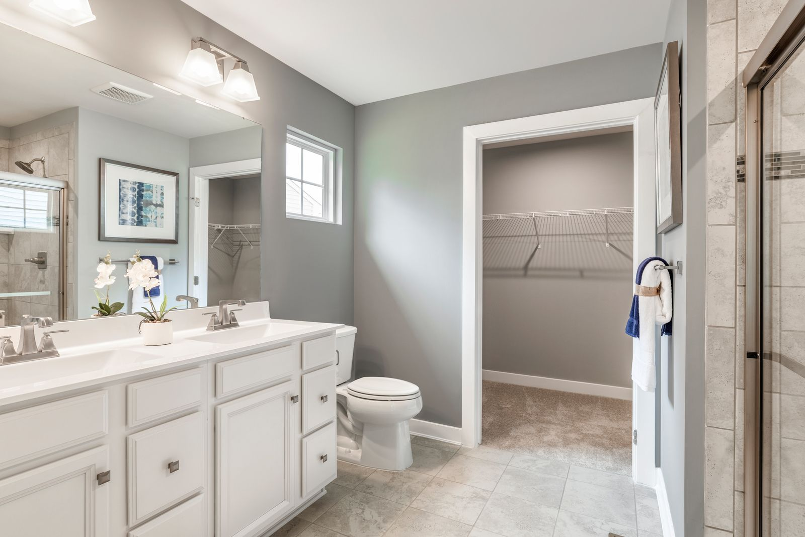 Bathroom featured in the Dominica Spring By Ryan Homes in Columbus, OH