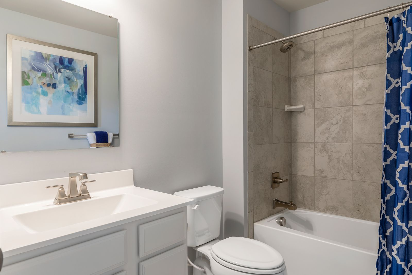 Bathroom featured in the Dominica Spring By Ryan Homes in Dover, DE