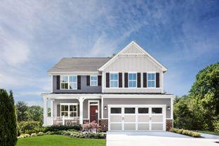 Hudson - Courtney Creek Single Family: Durham, North Carolina - Ryan Homes