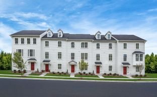 751 South by Ryan Homes in Raleigh-Durham-Chapel Hill North Carolina