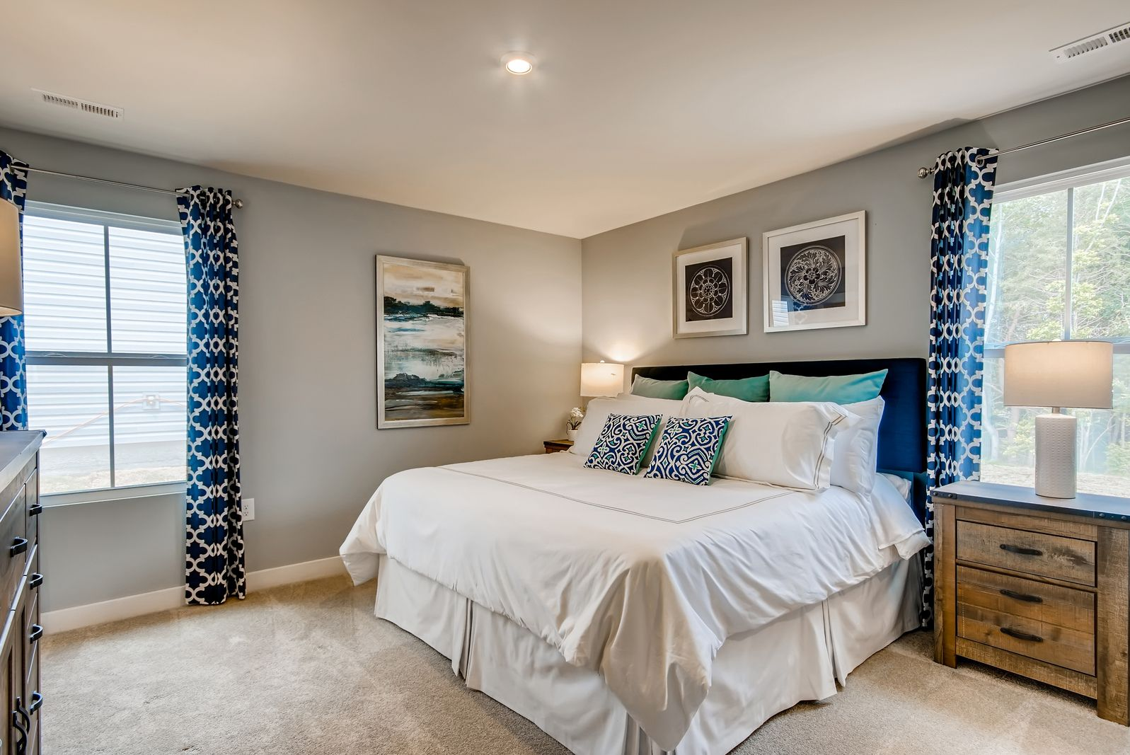 Bedroom featured in the Aruba By Ryan Homes in Rochester, NY