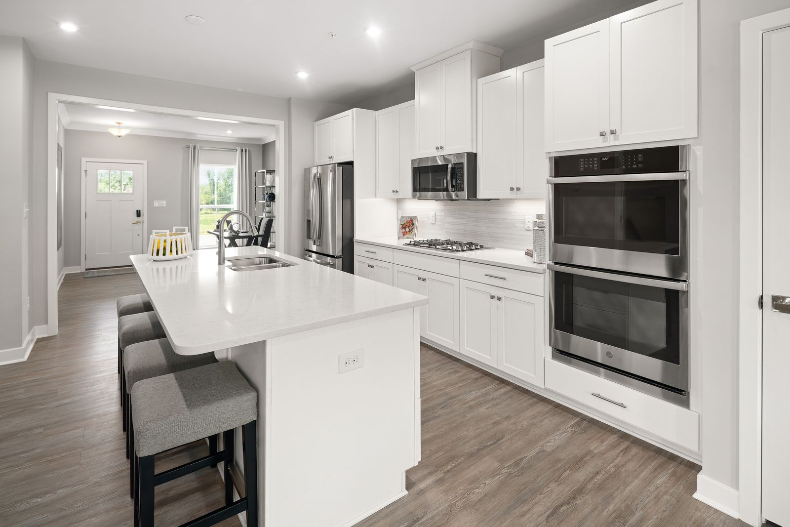Kitchen featured in the Waldorf By Ryan Homes in Philadelphia, PA