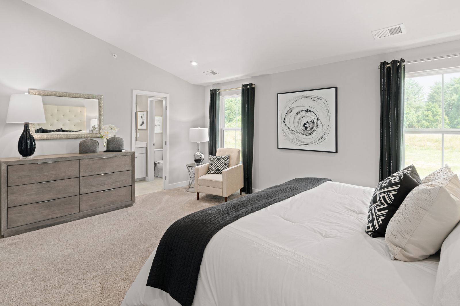 Bedroom featured in the Waldorf By Ryan Homes in Philadelphia, PA