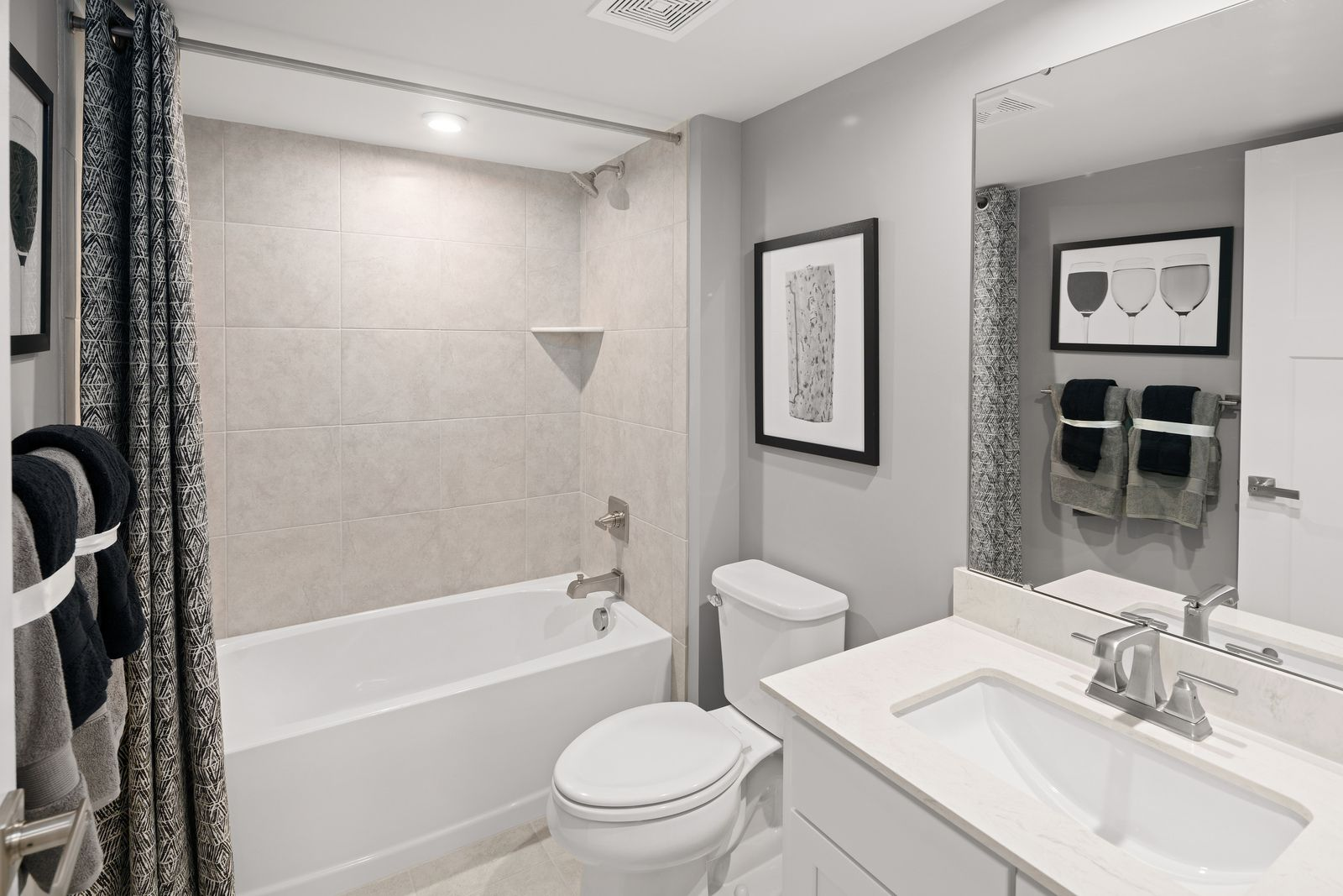 Bathroom featured in the Waldorf By Ryan Homes in Philadelphia, PA