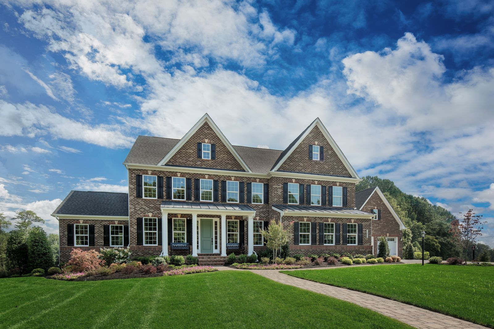 Exterior featured in the Stratford Hall By NVHomes in Washington, MD