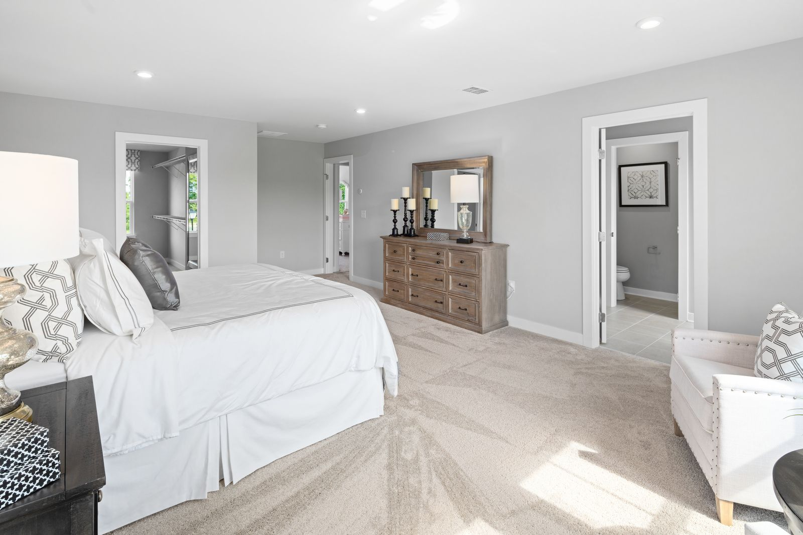 Bedroom featured in the Columbia By Ryan Homes in Rochester, NY