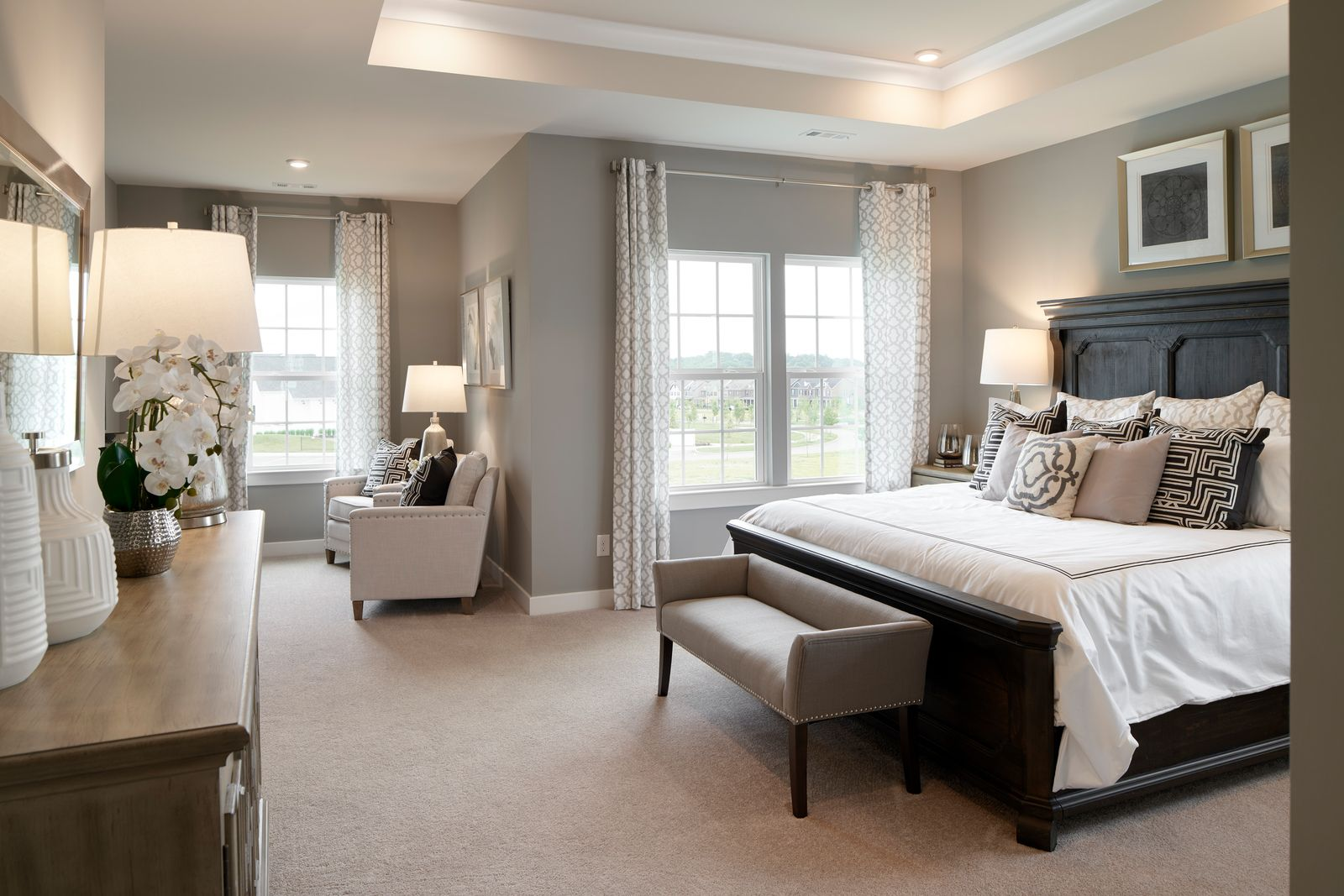 Bedroom featured in the Mitchell By Ryan Homes in Baltimore, MD