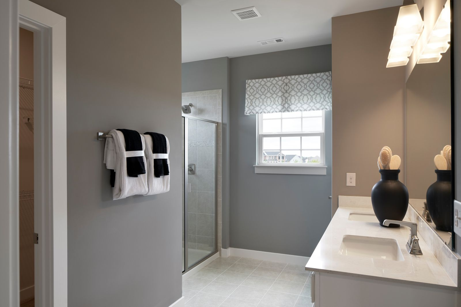 Bathroom featured in the Mitchell By Ryan Homes in Baltimore, MD