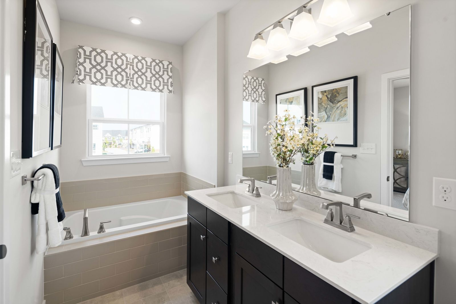 Bathroom featured in the Strauss 2-Car Garage By Ryan Homes in Baltimore, MD