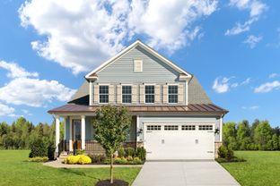 Davenport - 55+ Active Adult The Woodlands Single-Family Homes: Urbana, Maryland - NVHomes