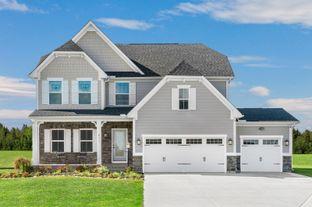 Genoa - Chapel Grove: Huntersville, North Carolina - Ryan Homes