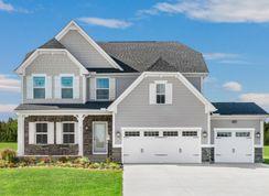 Genoa - Emory Trace: Westfield, Indiana - Ryan Homes