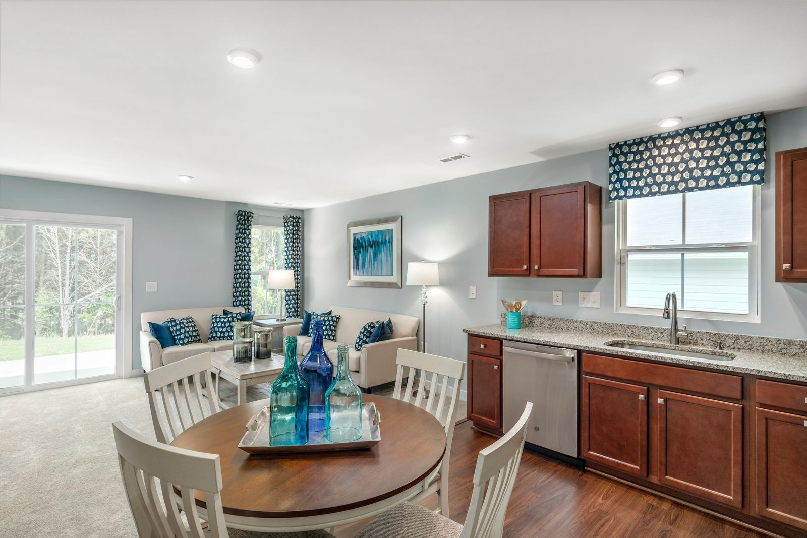 Kitchen featured in the Aruba Bay By Ryan Homes in Greenville-Spartanburg, SC