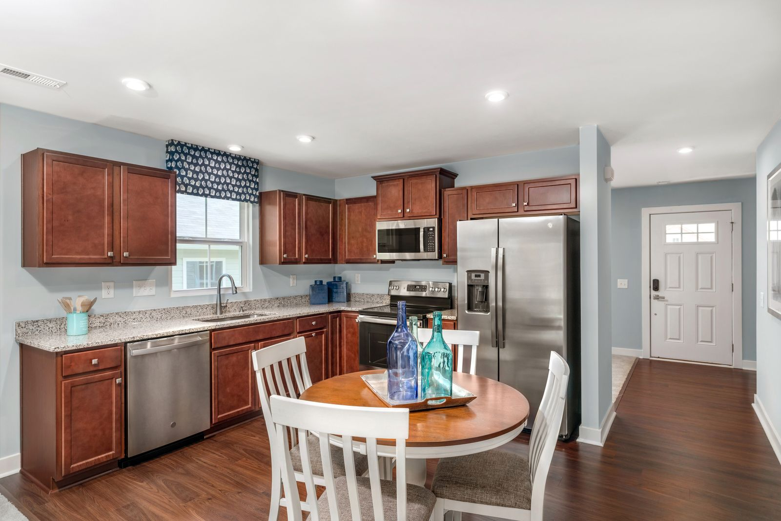 Kitchen featured in the Aruba Bay By Ryan Homes in Sussex County, NJ