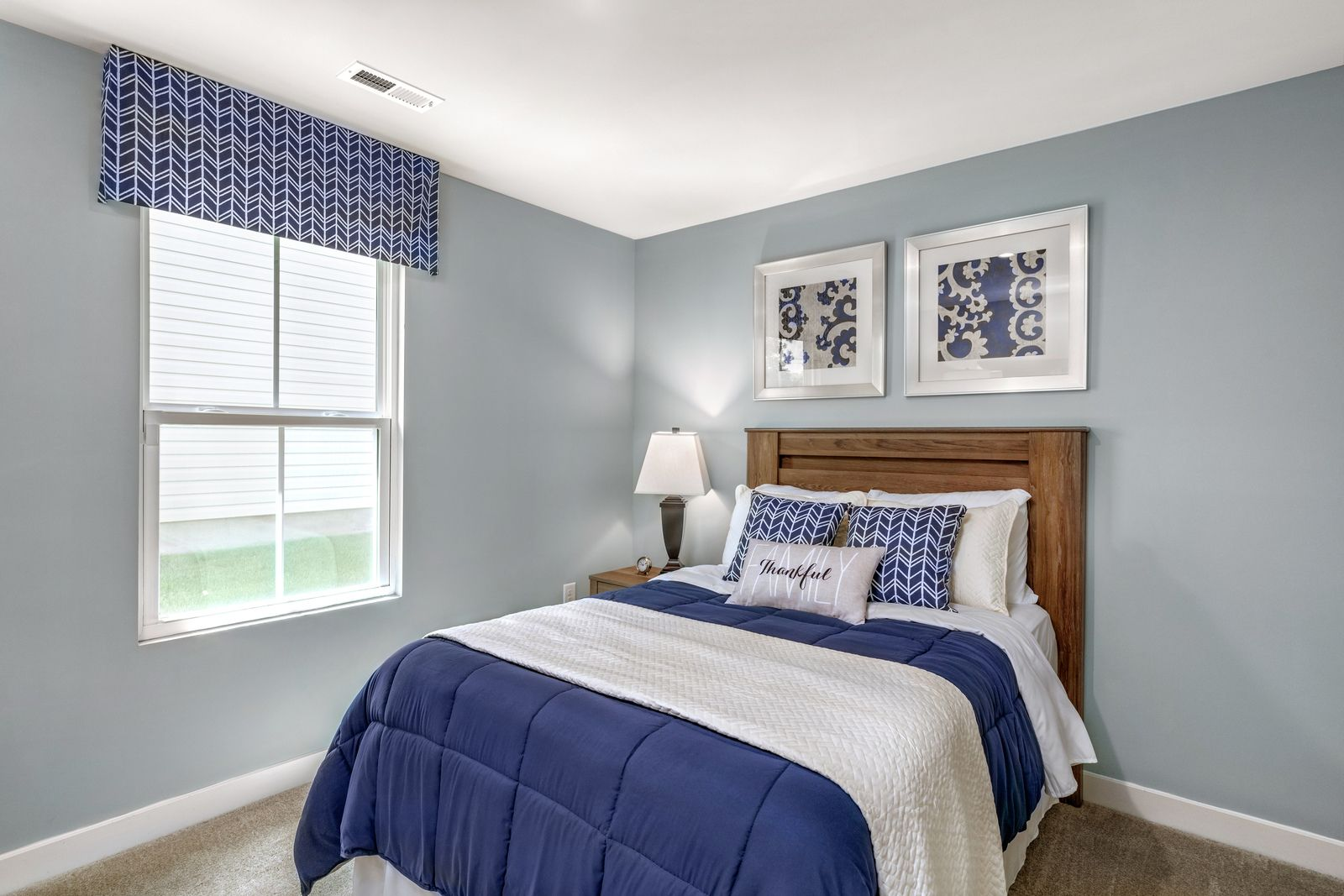 Bedroom featured in the Aruba Bay By Ryan Homes in Akron, OH