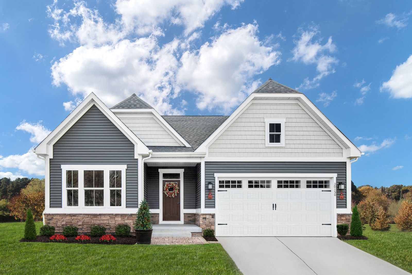 Exterior featured in the Bramante By Ryan Homes in Ocean City, MD