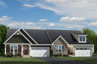 Newbury - McConnell Trails Villas: McDonald, Pennsylvania - Ryan Homes