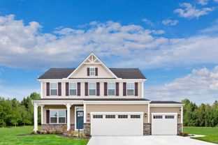 Columbia w Full Basement - Turnberry: Fishers, Indiana - Ryan Homes