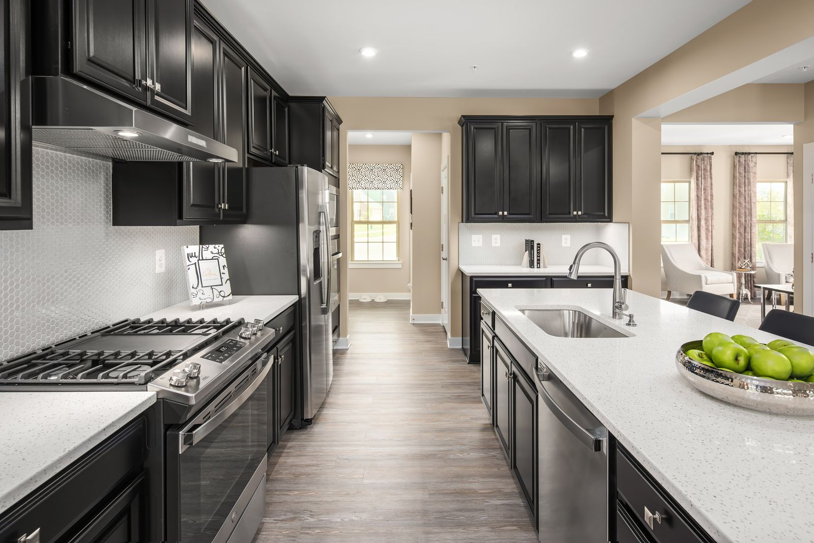 Kitchen featured in the Powell By Ryan Homes in Washington, MD