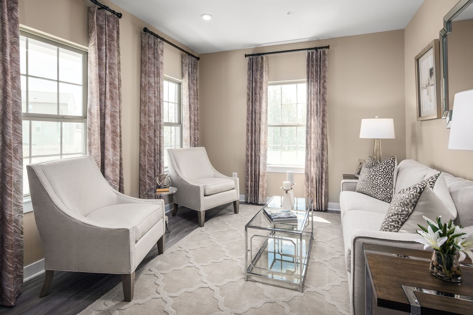 Living Area featured in the Powell By Ryan Homes in Cincinnati, OH