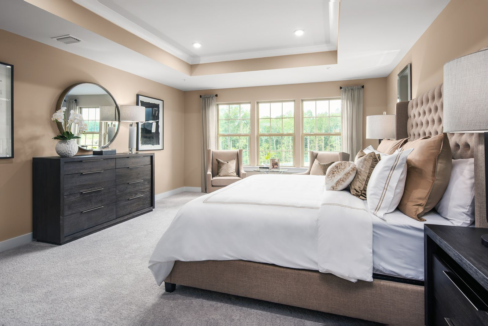 Bedroom featured in the Powell By Ryan Homes in Ocean City, MD