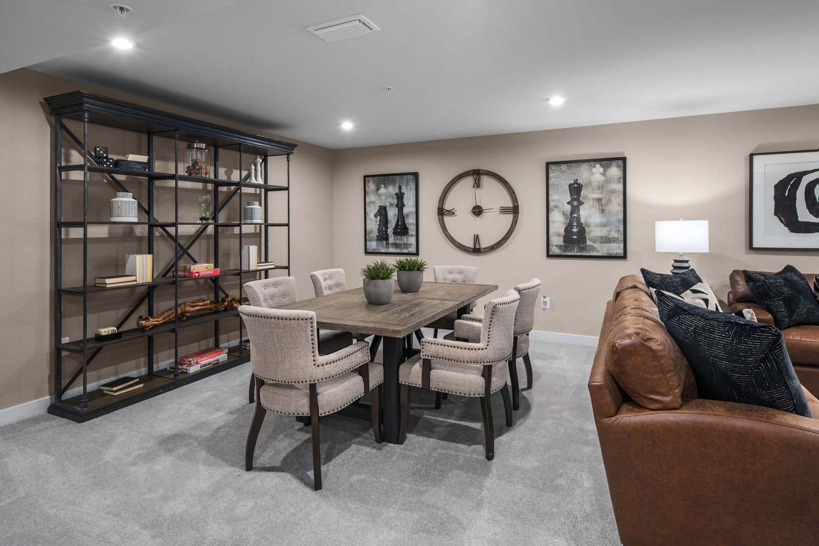 Living Area featured in the Powell By Ryan Homes in Washington, MD