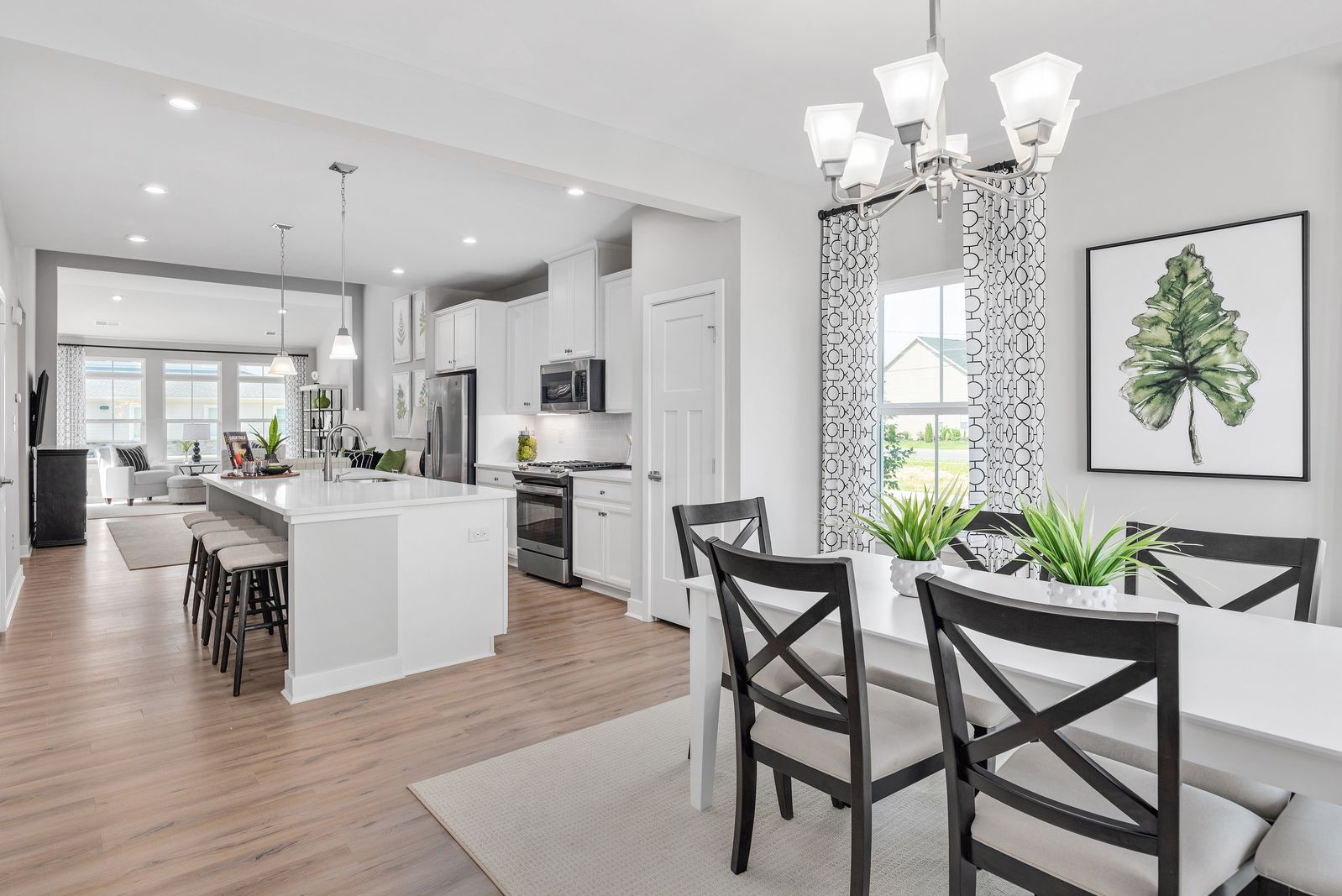 Kitchen featured in the Bethany By Ryan Homes in Wilmington-Newark, DE