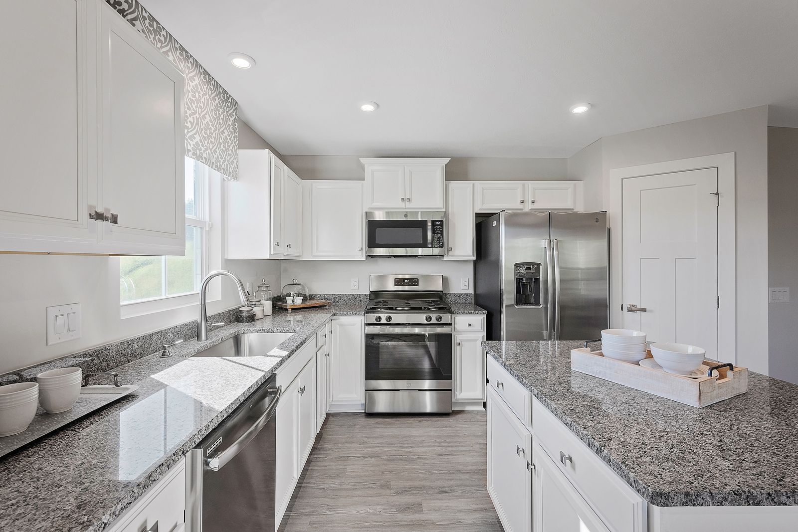 Kitchen featured in the Barbados Isle By Ryan Homes in Indianapolis, IN