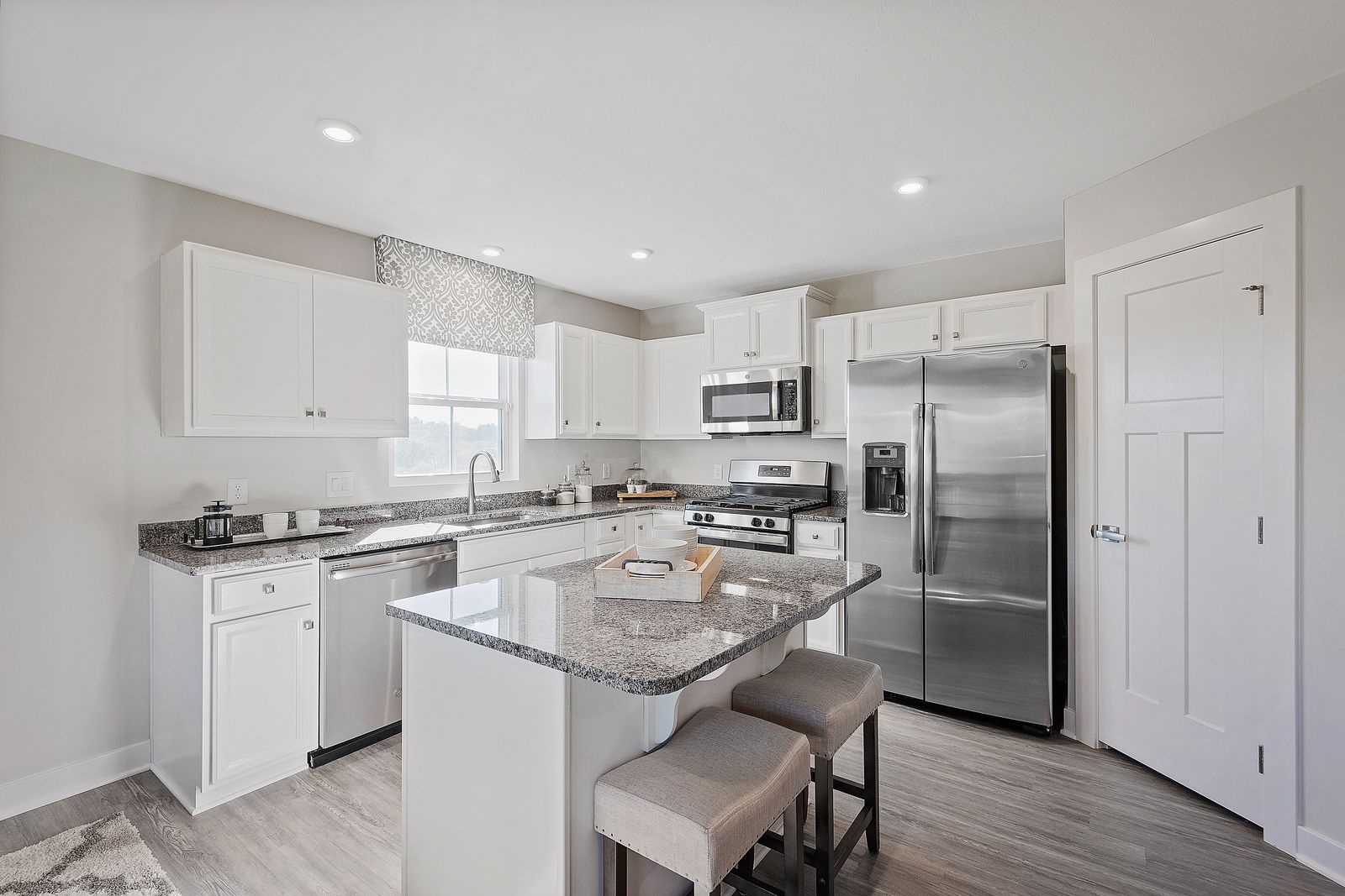 Kitchen featured in the Barbados Isle By Ryan Homes in Pittsburgh, PA