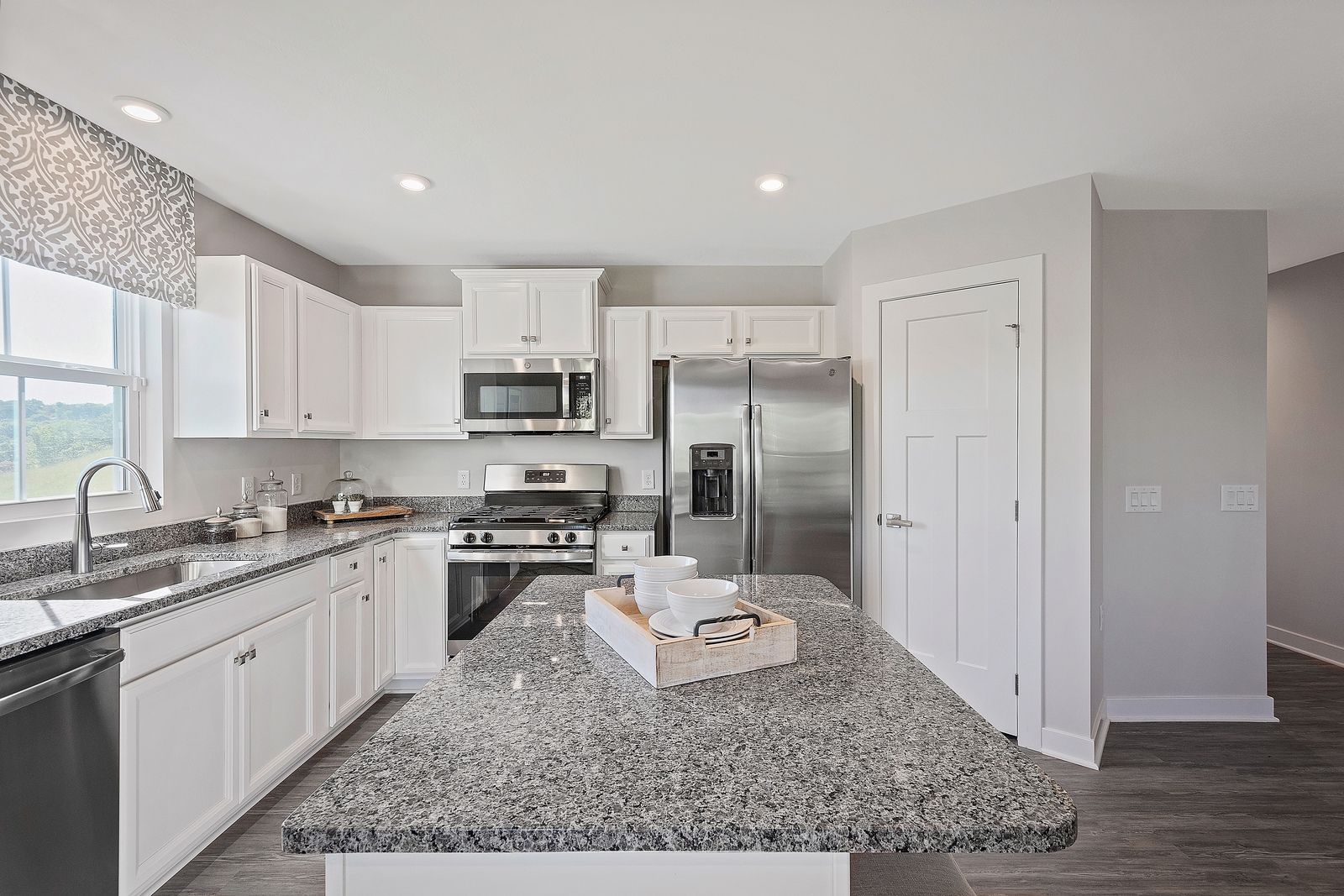 Kitchen featured in the Barbados Isle By Ryan Homes in Harrisonburg, VA