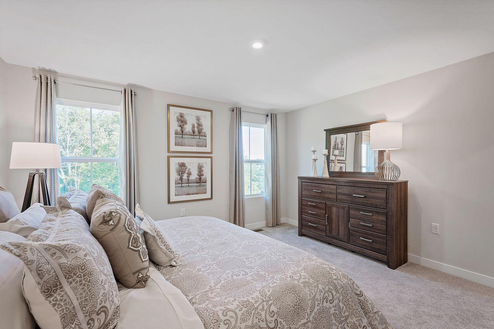 Bedroom featured in the Barbados Isle By Ryan Homes in Harrisonburg, VA
