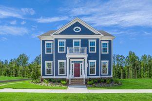 Charlotte Bronte - Greenleigh Single Family Homes: Baltimore, Maryland - Ryan Homes