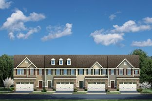 Rosecliff - Sewickley Crossing Townhomes: Sewickley, Pennsylvania - Ryan Homes