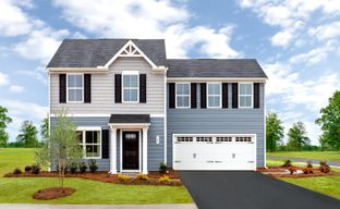 Imperial Ridge by Ryan Homes in Pittsburgh Pennsylvania