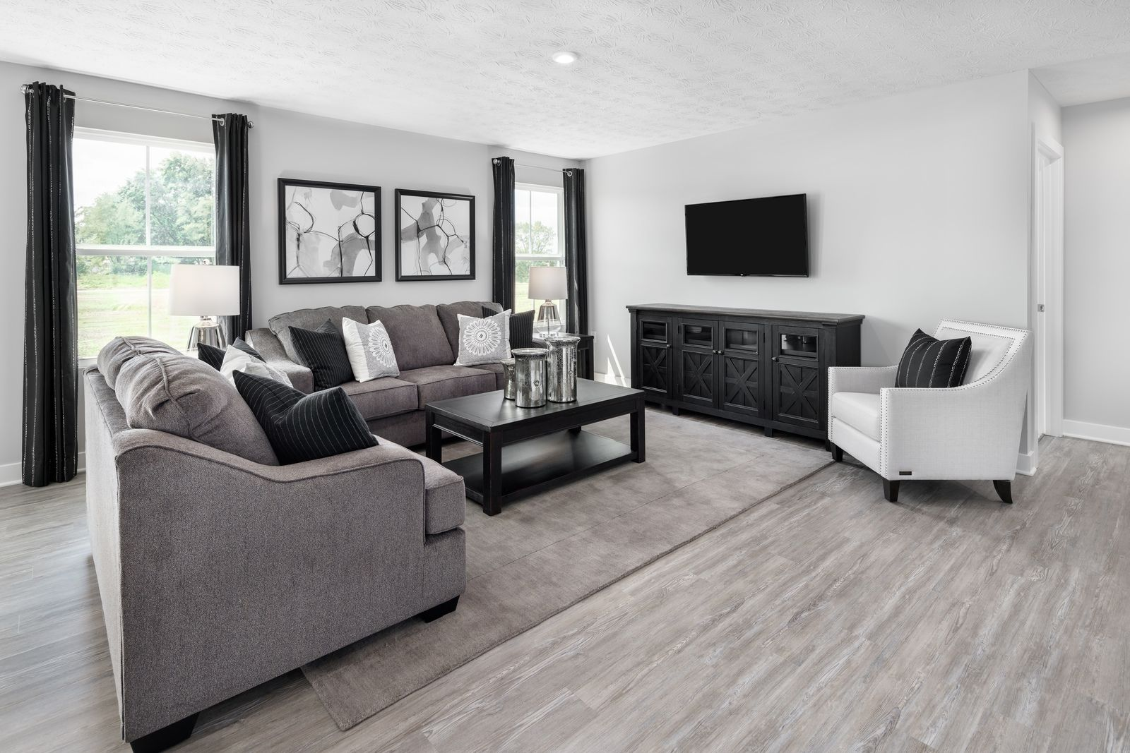 Living Area featured in the Grand Bahama By Ryan Homes in Columbus, OH