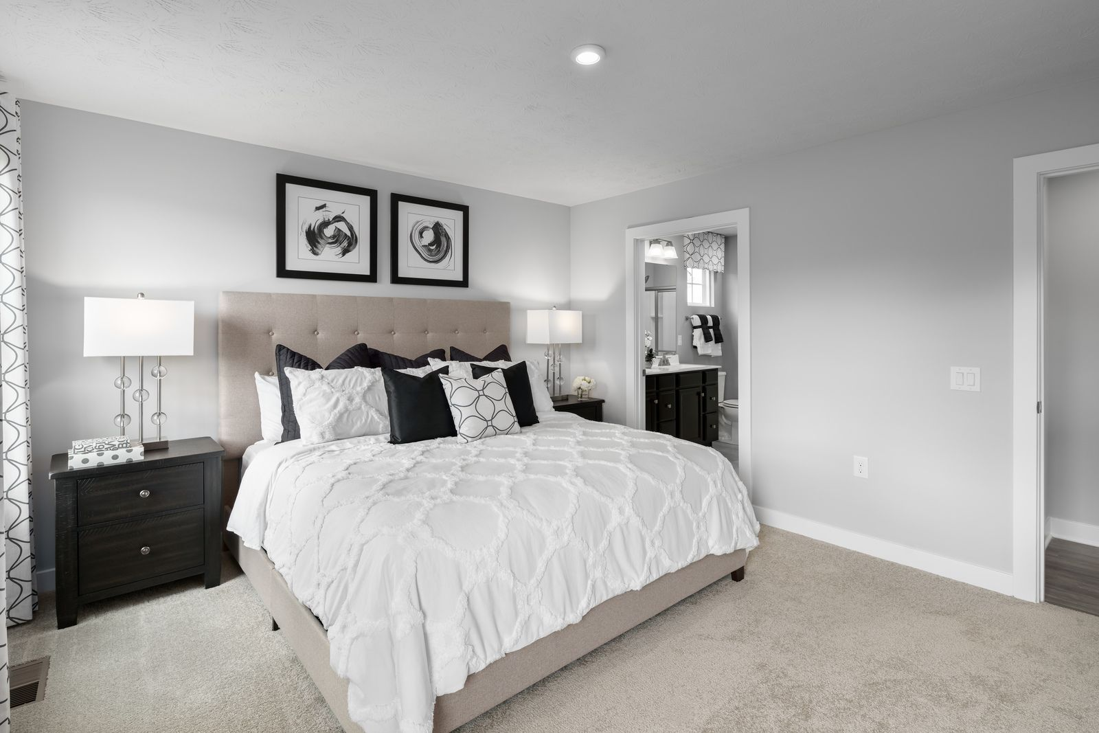 Bedroom featured in the Grand Bahama By Ryan Homes in Philadelphia, NJ