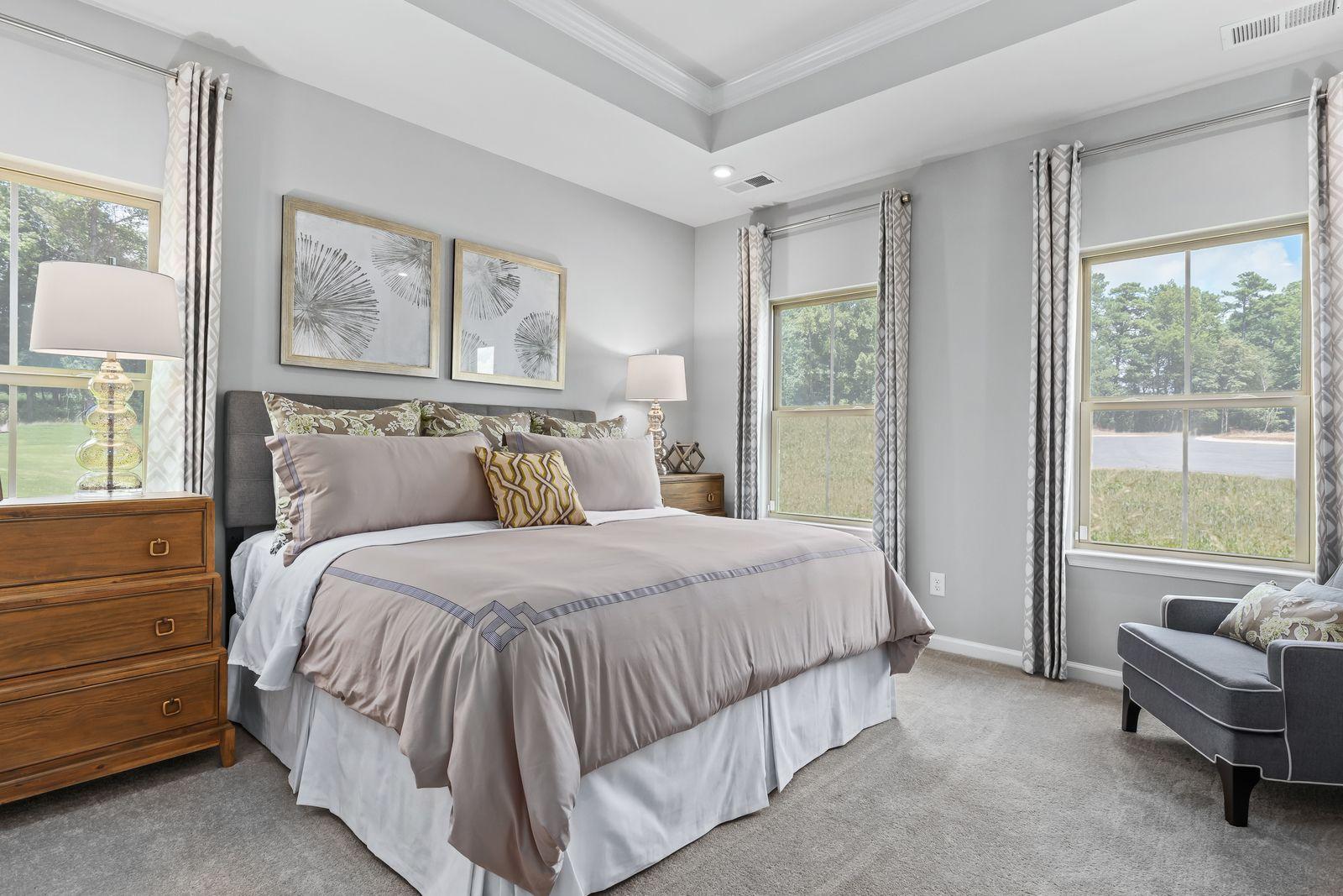 Bedroom featured in the Calvert By Ryan Homes in Warren County, NJ